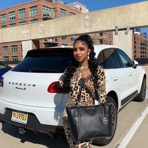 New $398 Michael Kors Bedford Handbag Purse MK Bag